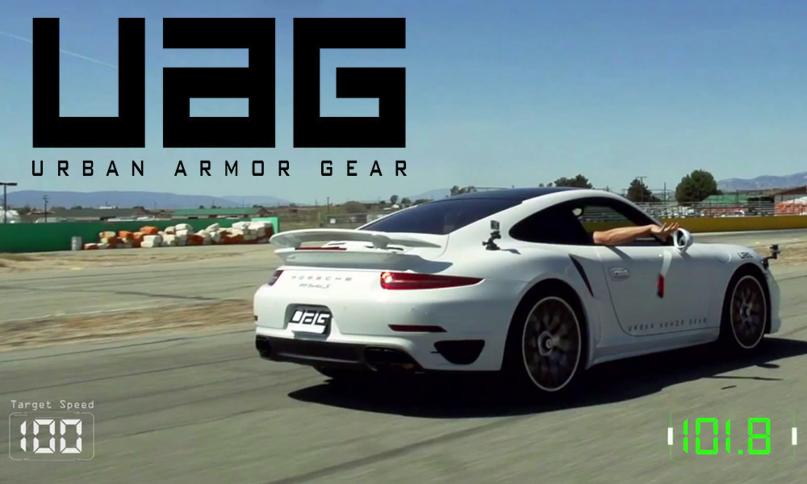 Urban Armor Gear Drops An iPhone 6 From A Moving Vehicle Testing The Laws Of Physics
