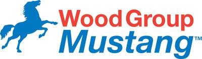 Wood Group Mustang Logo.  (PRNewsFoto/Wood Group Mustang)