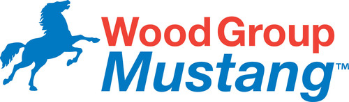Wood Group Mustang Logo.  (PRNewsFoto/Wood Group Mustang)