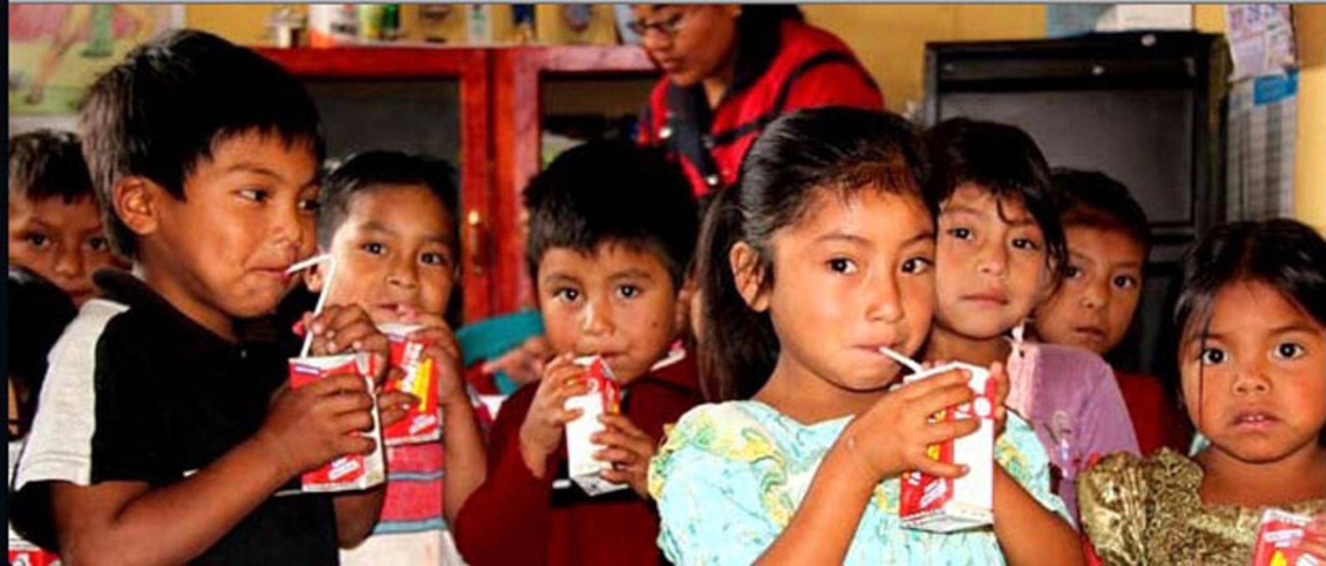 National Nutrition Month.  (PRNewsFoto/Tetra Pak and Milk Unleashed)