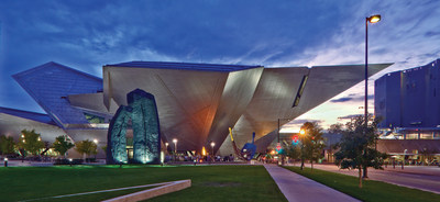 Denver Art Museum. Photo Credit Jeff Wells (PRNewsFoto/VISIT DENVER)