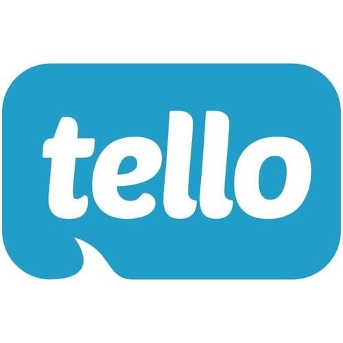Tello (PRNewsFoto/Tello UK) (PRNewsFoto/Tello UK)
