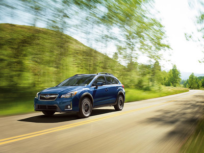 Subaru Announces Pricing on 2016 Crosstrek and Impreza Models