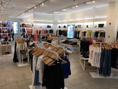 GUESS STORE CONCEPT