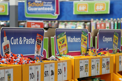 Walmart Study Finds Back-to-School Season Marks the New Year for Moms