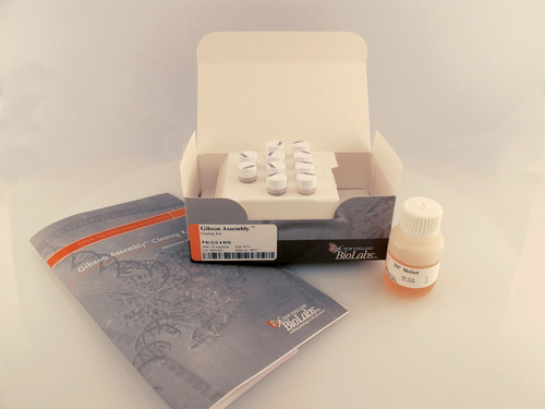 New England Biolabs, Inc. and Synthetic Genomics, Inc. introduce the Gibson Assembly™ Cloning Kit,