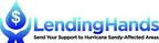 Lending Hands Logo.  (PRNewsFoto/Community Financial Services Association of America (CFSA))