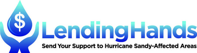 Lending Hands Logo.  (PRNewsFoto/Community Financial Services Association of America (CFSA))