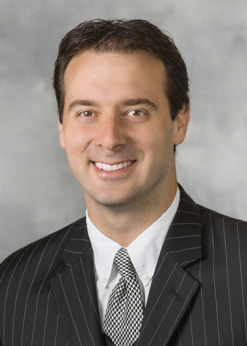 Sedgwick chief information officer Jason Landrum. (PRNewsFoto/Sedgwick Claims Management Services, Inc.) (PRNewsFoto/SEDGWICK CLAIMS MANAGEMENT ...)