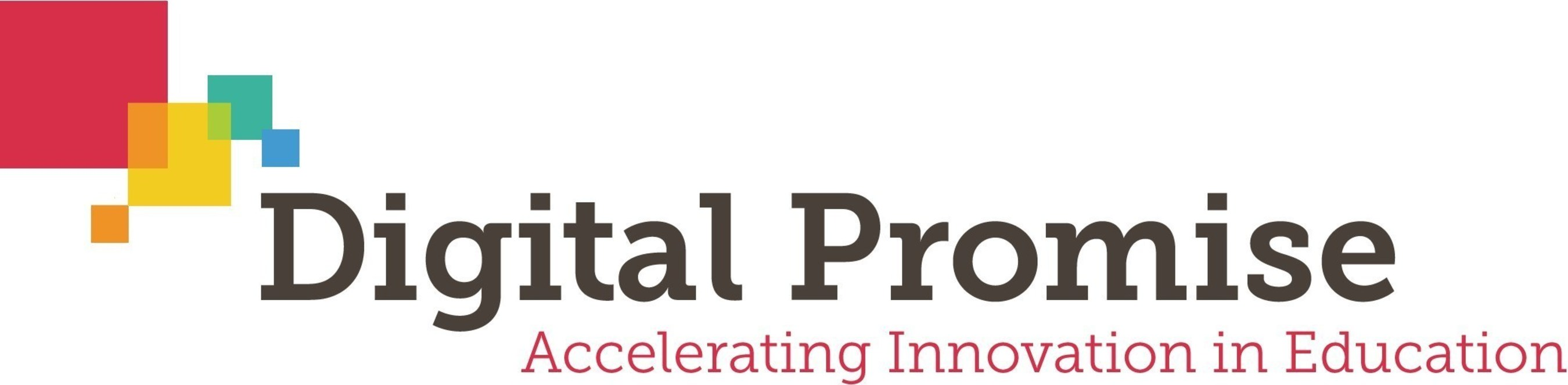 Digital Promise is a non-profit dedicated to accelerating innovation in education.