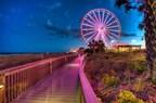 Myrtle Beach SkyWheel (PRNewsFoto/Visit Myrtle Beach)