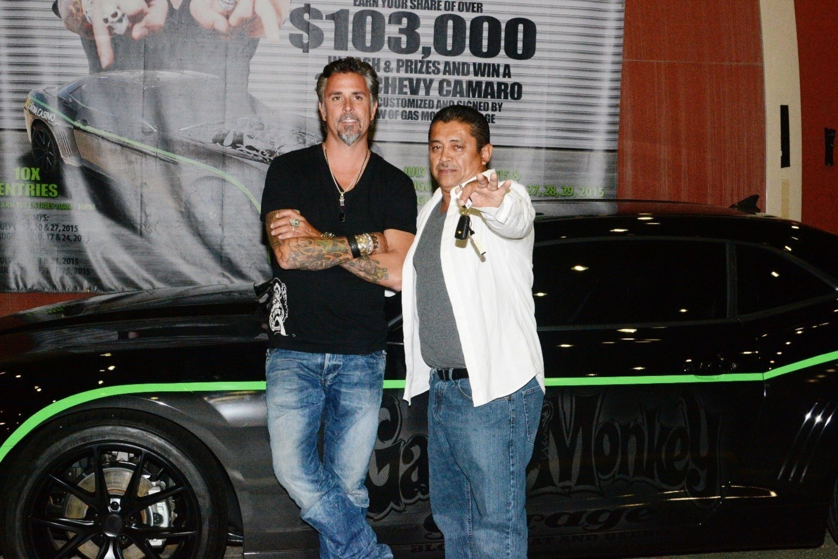 Discovery Channel Star Richard Rawlings Of The Hit Series Fast N