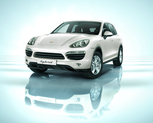 2011 Porsche Cayenne S Hybrid Qualifies for Federal Tax Credit