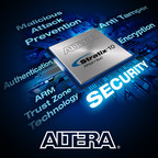"Altera and Intrinsic-ID, a leading provider of Physically Unclonable Function (""PUF"") technology, announced their collaboration on the integration of advanced security solutions into Altera's Stratix(R) 10 FPGAs and SoCs."