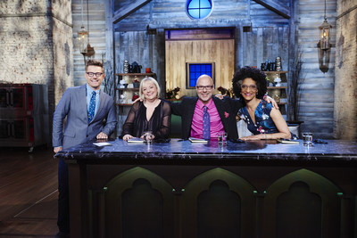 Halloween Baking Championship premieres Monday, Oct 5th at 9pm on Food Network