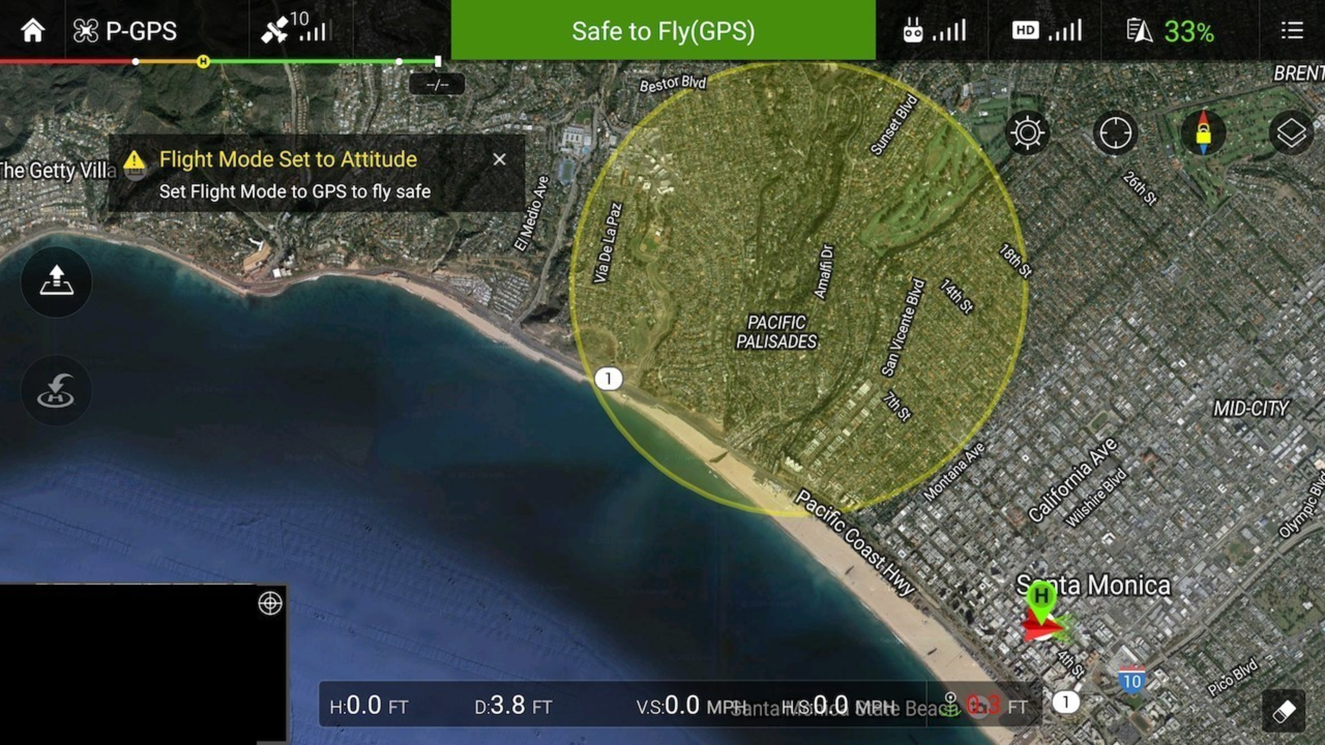 AirMap pushes real-time wildfire updates to drone operators, DJI's geofencing capabilities prevent drone incursion