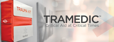 Our Tramedic(TM) line of life-saving trauma kits are developed to be used by anyone, regardless of their level of medical knowledge.