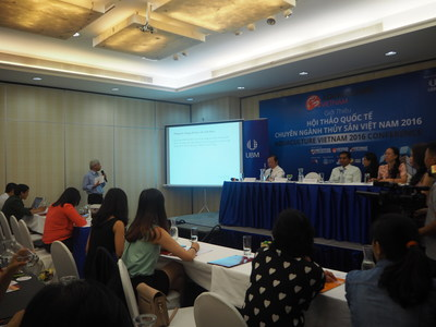 Aquaculture Vietnam 2016 Press Conference