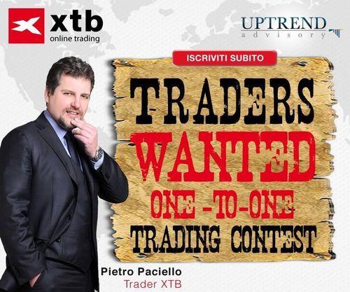 XTB Trading Contest, al vincitore un'opportunità di collaborazione