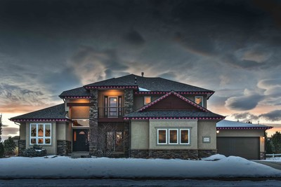Just in time for the holidays, Oelo outdoor lighting systems creates ambiance 365 days a year with easy installation, brilliant colors and various configurations. Oelo's LED outdoor lighting systems are the only structural lighting solutions on the market that are both permanent and configurable. The low profile design seamlessly fits home or business structures, remaining disguised by day and gleaming by night. Controlled via remote or smart phone with various lighting colors and features, Oelo...