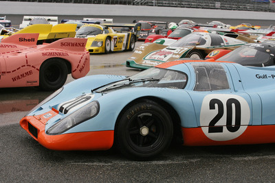 Porsche Announces Rennsport Reunion IV to Be Held in October