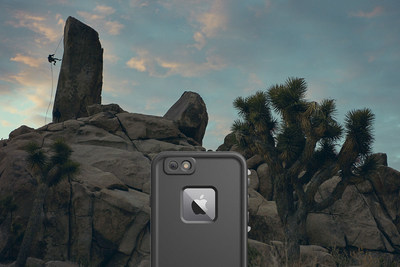 #LiveLifeProof with ultimate waterproof protection for the iPhone 6/6s, available now for preorder on www.lifeproof.com.