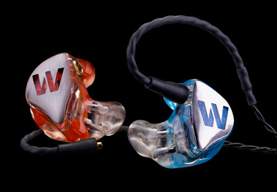 Westone unveils the much-anticipated Elite Series ES60 for the first time at NAMM (National Association of Music Merchants trade show.) The ES60 is the newest in-ear monitor in the Elite Series of high performance earphones designed by musicians specifically for music professionals and audiophiles. The ES60 features Westone's legendary custom True-Fit technology, providing the musician with earpieces that are cast, sculpted and polished by hand from actual impressions of the individual's ears. (PRNewsFoto/Westone) (PRNewsFoto/WESTONE)