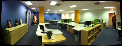 The new, expanded PPC Associates office in Chicago's Loop.  (PRNewsFoto/PPC Associates)