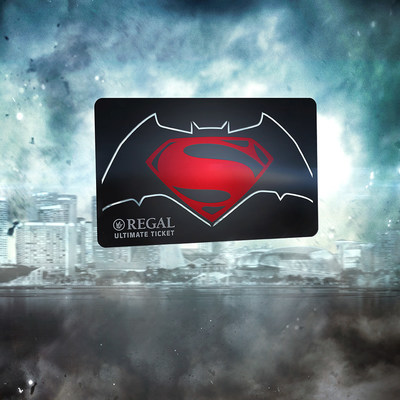 RGC Batman v Superman Ultimate Ticket