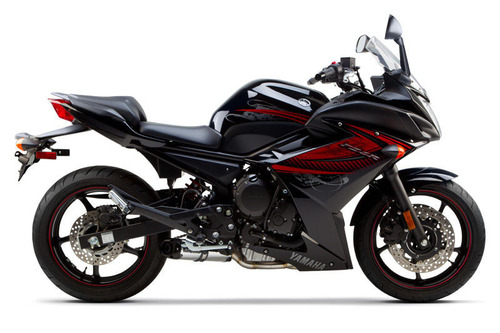 2012 Yamaha FZ6R gets a 5.3-horsepower increase with Two Brothers Racing Full Race Exhaust System
