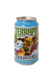 Ball Corporation manufactured the Terrapin Beer Co. Golden Ale 12-ounce can.