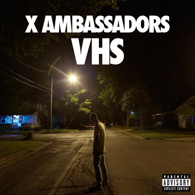 "X Ambassadors To Release Debut Album ""VHS"" June 23rd"