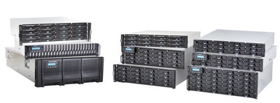 Infortrend Introduces Enhanced EonStor DS 1000/DS 3000 SSD Optimization and Data Security
