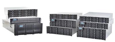 EonStor DS 1000/3000 Series