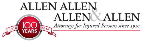 Allen, Allen, Allen and Allen Law Firm.  (PRNewsFoto/Allen, Allen, Allen & Allen)