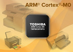 Toshiba's compact TMPM036FWFG microcontroller for MFPs and printers delivers high performance and low power consumption.