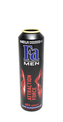 Ball wins 2016 Aerosol Packaging award from the British Aerosol Manufacturers' Association for its ReAl(TM) Henkel Fa Men Attraction Force can.