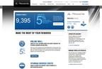Hyundai Rewards Member Welcome Page. (PRNewsFoto/Hyundai Motor America)