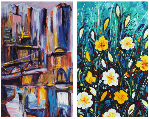 Ana Tzarev Gallery Announces Latest Exhibition, New Works: Milijada Barada and Ana Tzarev
