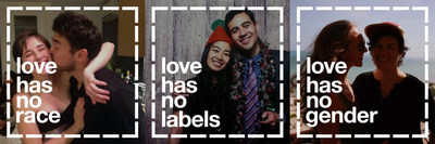 Create your own #LoveHasNoLabels image with the Faces of Love app at www.lovehasnolabels.com