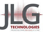 JLG red stacked logo