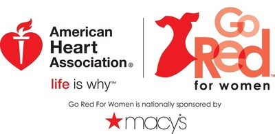 American Heart Association Go Red For Women logo