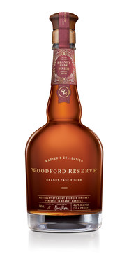 Woodford Reserve Releases Master's Collection Finished in Brandy Casks