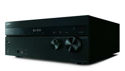 Sony launches Hi-Res compatible STR-DN1050 A/V Receiver (PRNewsFoto/Sony Electronics) (PRNewsFoto/Sony Electronics)