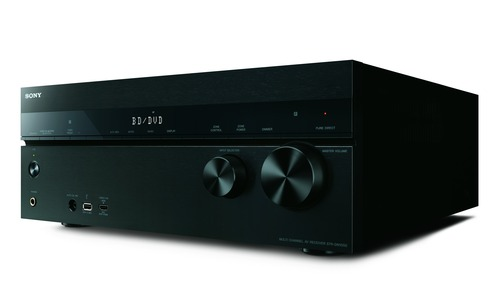 Sony launches Hi-Res compatible STR-DN1050 A/V Receiver (PRNewsFoto/Sony Electronics)