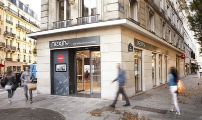 Agence Nexity - 106 rue Monge Paris 5e (PRNewsFoto/Nexity) (PRNewsFoto/Nexity)