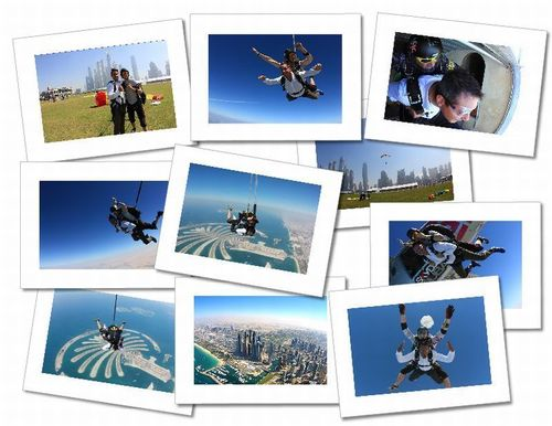 Smith & Ken Skydive – The Ultimate Leap of Faith for Charity (PRNewsFoto/S&K Estate Agents)