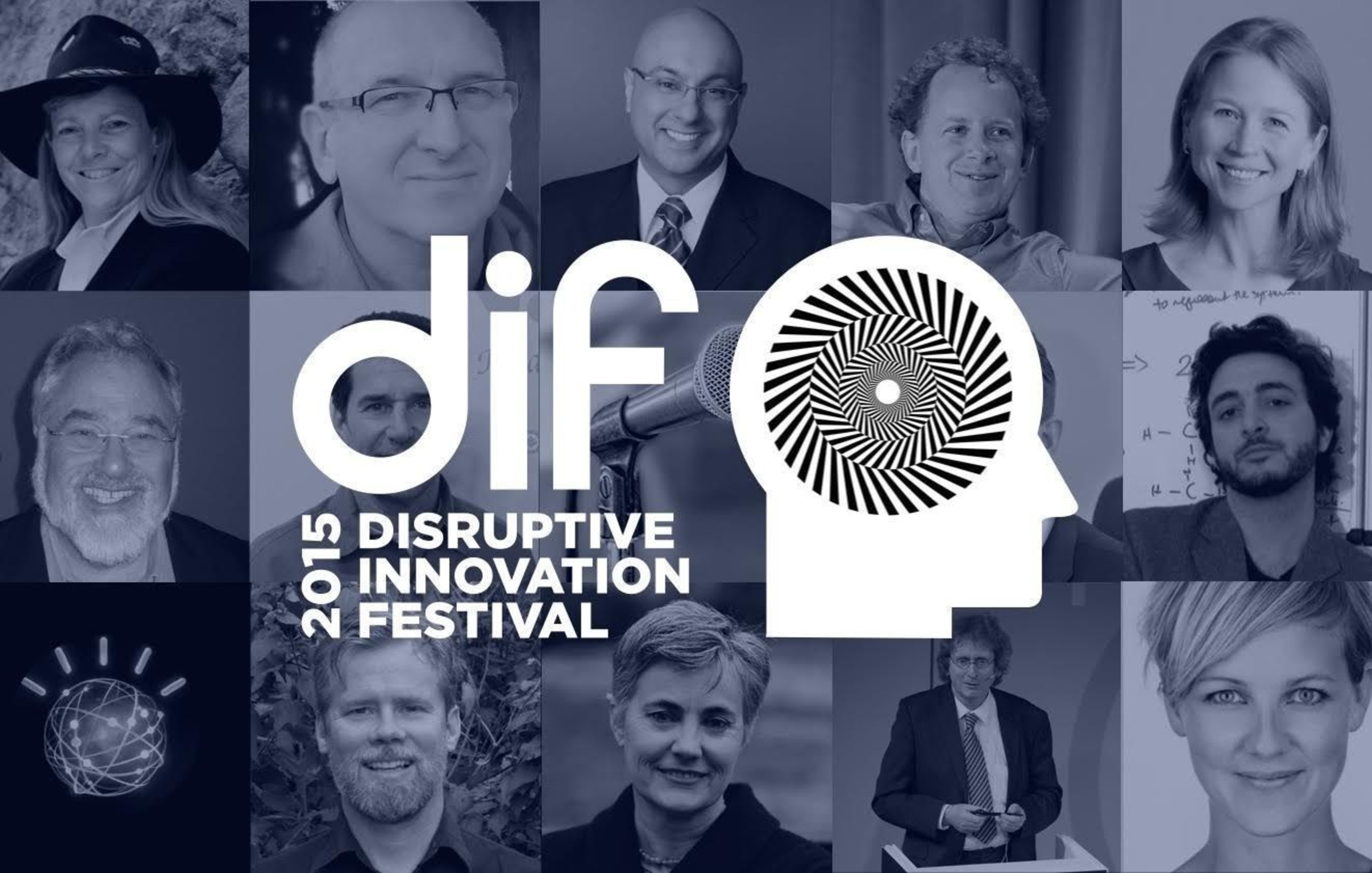 Disruptive Innovation Festival 2015 Announces Grand Finale Line-up and Latest Headline Speaker