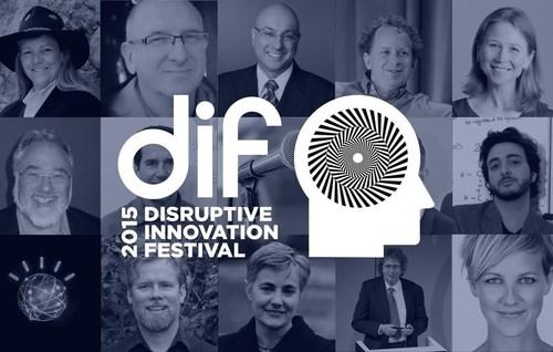 The Disruptive Innovation Festival 2015 (PRNewsFoto/Ellen MacArthur Foundation) (PRNewsFoto/Ellen MacArthur Foundation)