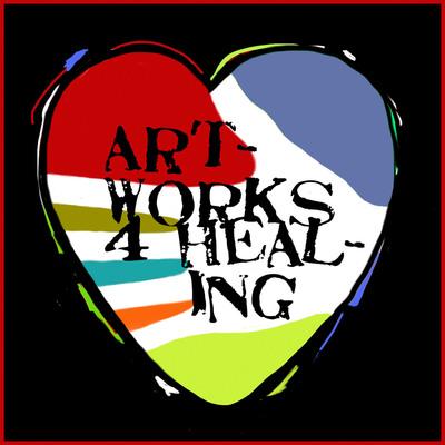 Artworks for Healing Logo. (PRNewsFoto/A Window Between Worlds) (PRNewsFoto/A WINDOW BETWEEN WORLDS)